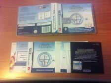 BRAIN TRAINING NINTENDO DS NTR-ANDP-ITA COVER  NTR-ANDP-EUR SCHEDA VEDI FOTO