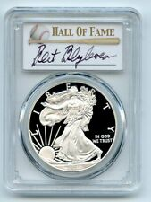 2011 W $1 Proof Silver Eagle PCGS PR70DCAM Bert Blyleven