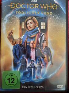 """Doctor Who """" Tödlicher Fund"""""""