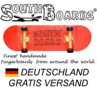 Komplett FingerskateBoard RT/GO/SWZ  SOUTHBOARDS® Handmade Wood Fingerboard Holz