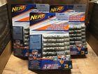 36 Nerf N-Strike Elite Special Ed. Grey Camo Darts 3/12 Packs ~ A2996 Asst.