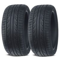 2 New Lexani LXUHP-207 225/40ZR18 92W XL All Season Ultra High Performance Tires