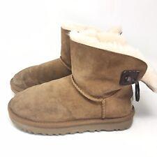 La MUJER UGG Australia botas de invierno perforada | eBay