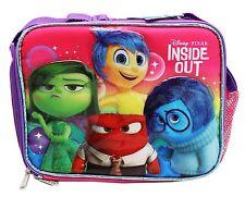 Disney Pixar Inside Out Lunch Bag - BRAND NEW - Licensed KIDS