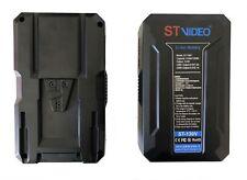 *NEW* V-Mount ST-Video Li-ion 9.0Ah/130Wh battery 14.8V output, DC power supply