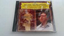 "CLAUDIO ABBADO ""BRAHMS ALTO RHAPSODY SCHICKSALSLIED"" CD 4 TRACKS 435 791-2"