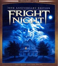 FRIGHT NIGHT 30th Anniversary Edition 1:5000 Twilight Time R0 New Factory Sealed