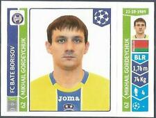 PANINI UEFA CHAMPIONS LEAGUE 2014-15- #625-BATE BORISOV-MIKHAIL GORDEYCHUK
