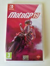 MotoGP 19 Nintendo Switch Game Brand New & Factory Sealed