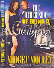 Midget Molley: The Other Side of Being a Gangster (DVD, 2009) John Gotti, Alpo