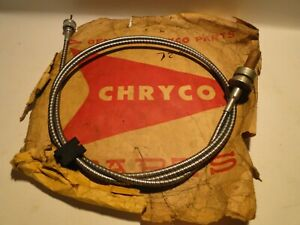 "1960-1968 Chrysler Dodge Plymouth 72"" Speedometer Cable Mopar Truck 2097629 NOS"