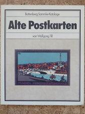 Battenberg Sammler-Katalog - Alte Postkarten von Wolfgang Till