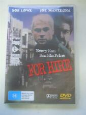 DVD Movie - For Hire - R4