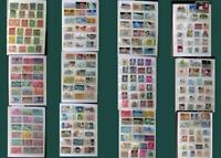 A United States Used Stamp Collection & All Different, Free Shipping