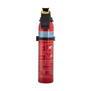 NEW 0.6kg BC DRY POWDER FIRE EXTINGUISHER 600g car/home/caravan