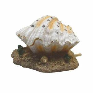 Artificial Aquarium Coral Reef Rockery Shell Fish Tank Landscaping Decoration