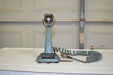 Turner  +2 Transistorized Desk Microphone Blue CB Mic Plus