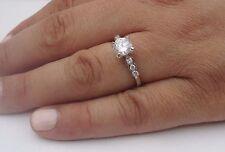 925 STERLING SILVER LADIES DESIGNER RING W/ 2.25 CTS DIAMOND/SZ 5,6,7,8,9