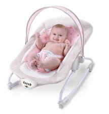 Babywiege Pink Vogelgezwitscher Vibration Melodie elektrisch Babywippe