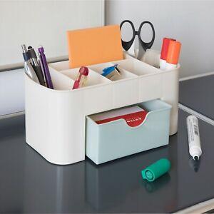 Premium Schreibtisch Organizer -  Bad Organizer für Kosmetik, Pinsel und Make-up