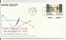 FIRST POSIDEN LAUNCH USS OBSERVATION COLORADO SPRINGS, CO 12/16/69 #52 OF 55