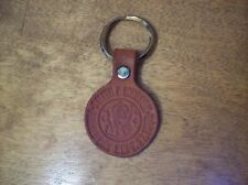 Smith & Wesson Family Day Leather Key Chain From the S&W Leather Co. 1981