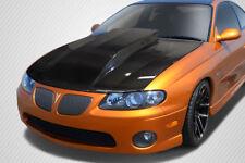 2004-2006 Pontiac GTO Carbon Creations Cowl Hood 113104