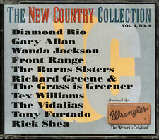 The New Country Collection - Volume 4, Number 4 by Various Artists (CD, 1997)
