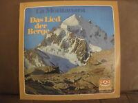 La Montanara Chor - Das Lied der Berge - Karussell Gold Serie  LP