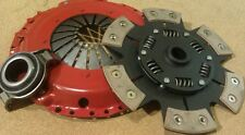 HEAVY DUTY 6 PADDLE CLUTCH KIT FOR A VAUXHALL CALIBRA 2.0 TURBO 4X4