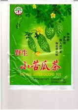 Bitter Melon Tea - 苦瓜茶 - All Natural - 20 Tea Bags