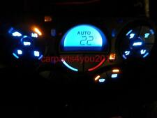 FORD Focus LED Blu Digitale clima HEATER unità di controllo + GRATIS UK POST