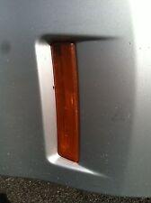 NEW OEM NISSAN 350Z 2003-2005 PASSENGER SIDE FRONT BUMPER REFLECTOR - AMBER