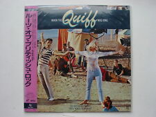 Cliff Richard Shadows/When The Quiff Was King (Japan/LASER/Sealed)