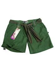 US Army Shorts Women Damen Shorts Oliv Gr M Ripstop Hot Pants Style