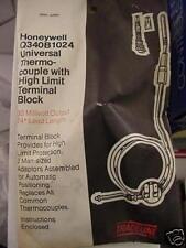 Honeywell Q340B1024 Thermocouple Q340B 1024 High Limit     Ships on the Same Day