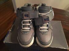 RARE! Nike Lebron II Cool Grey Sz 12 Air Jordan XI IV V Yeezy Air Max Foamposite