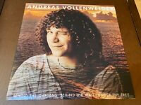 Andreas Vollenweider~Behind the Gardens~NM~Ambient Electronic New Age Modern LP