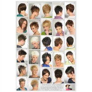 "SI-14-2010WFC BARBER SALON BEAUTY SPA 24""X36"" HAIR STYLE CUT DESIGN POSTER WOMEN"
