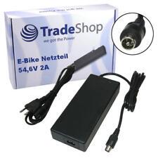 54,6V 2A 1pin Netzteil Ladegerät für 48V Akkus für eBike Elektrofahrrad Pedelecs