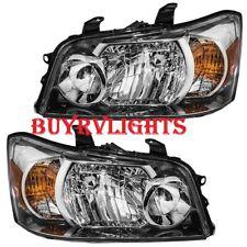 HOLIDAY RAMBLER VACATIONER 2011 2012 PAIR HEADLIGHTS HEAD LIGHTS FRONT LAMPS RV