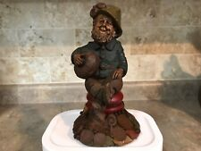 Tom Clark Vintage Gnome Duncan Coa Included Ink Signed by Tc very good condition