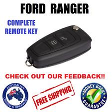 Complete Key FORD RANGER PX REMOTE FLIP KEY 2011-2015 Mazda BT50