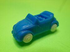 VINTAGE PLASTIC - VW VOLKSWAGEN BEETLE   - 1:77 ?    4.1CM  -  GOOD CONDITION