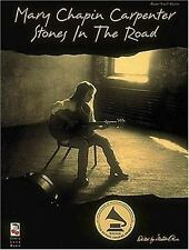 Mary Chapin Carpenter : Stones in the Road Songbook Sheet Music Song Book