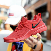Men's Outdoor Casual Fashion Mesh Shoes Sports Running Jogging Athletic Sneakers
