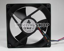 Delta WFB1212H DC  Brushless  3 Wire Fan w// Bracket /& Grill NEW