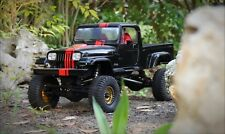 RC Scale Crawler Jeep BRUTE YJ  Axial, Vanquich, Rc4wd Custom project