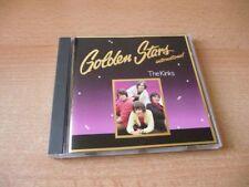 CD The Kinks - Golden Stars International - 18 Songs - RARE