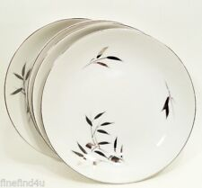Bali Hai 5490 by Celebrity fine China 4 Coupe Soup / Cereal Bowls